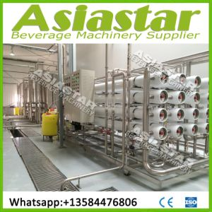 High Quality PLC Control Automatic Pure Water Treatment Plant Design pictures & photos