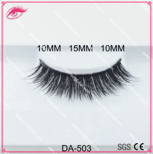 New Fashion Strip Lashes 3D Artificial Mink Eyelash pictures & photos