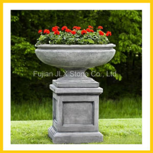 Marble Stone Antique Finish Planter Pot & Flower Vase pictures & photos