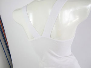 White Long Lace Camisole pictures & photos
