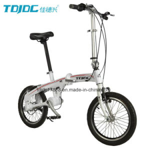 Girls Mini 20′′ Folding Bike, Snow White Hot Sell Bicycle pictures & photos