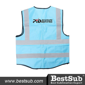 Swallowtail Reflective Vest (Light Blue) (RF0012LB) pictures & photos
