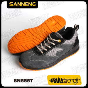 Running Style Safety Shoes with S1p Src pictures & photos