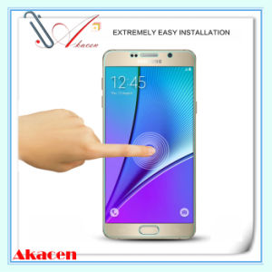 0.33mm Anti-Blue-Ray Tempered Glass Screen Guard for Samsung Galaxy Note5 N920 (Arc Edge)