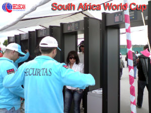 Outdoor Walk Through Metal Detector for Finding Copper (AT-300B) pictures & photos