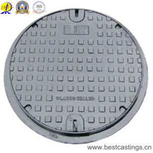 B125 C250 D400 E600 F900 Hydraulic Round Manhole Cover pictures & photos