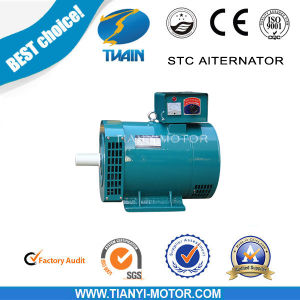 Stc Three Phase Synchronous Brush Diesel Generator
