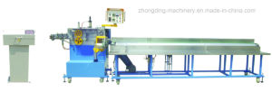 Zd-65 Extrusion Machine (with Cutting Machine) pictures & photos