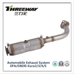Three Way Catalytic Converter Direct Fit for Honda CRV pictures & photos