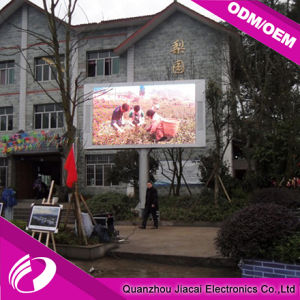 Outdoor 6mm Full Color Double Side LED Display pictures & photos