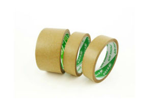 Self-Adhesive Kraft Paper Adhesive Tape pictures & photos