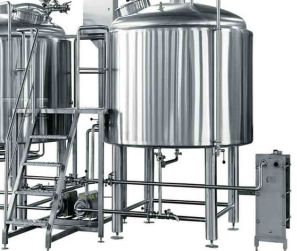 Electric Automatic Brewhouse Beer Brewing System