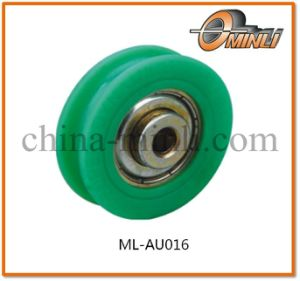 Plastic Roller Bearing for Window and Door (ML-AU016) pictures & photos