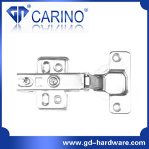 Durable Stainless Steel Furniture Cabinet Soft Closing Hydraulic Hinges (B18) pictures & photos