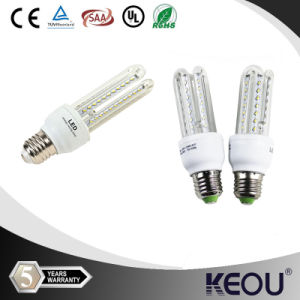 3W-36W LED Bulb Light, U Corn Lamp with Glass Housing pictures & photos