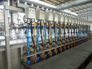 Hot Dipped Steel Wire Zinc Coating Machine pictures & photos