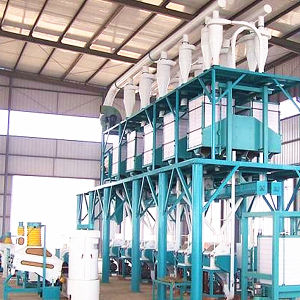 Industrial Flour Mill Machine Corn Grinder pictures & photos