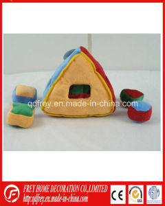Funny Plush House Toy for Baby Playing pictures & photos