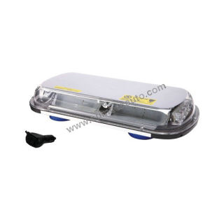 E9 R10 12/24V LED High-Intensity Amber Mini Strobe LED Warning Light Bar (SM867C44W)