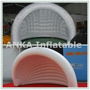 Inflatable Small Shell White Tent for Indoor pictures & photos