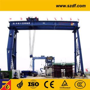 Heavy Duty Lifting Gantry Crane /Portal Crane pictures & photos