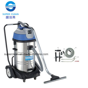80L Wet and Dry Vacuum Cleaner with Luxury Base pictures & photos
