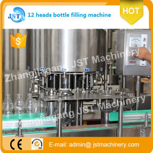 Complete Automatic Linear Type Aqua Filling Machine pictures & photos