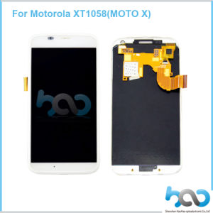 Screen Repair LCD Panel Digitizer for Motorola X Xt1058 TFT LCD pictures & photos
