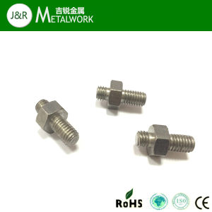 Stainless Steel Hex Stud Bolt Ss304 Ss316 Ss201 pictures & photos