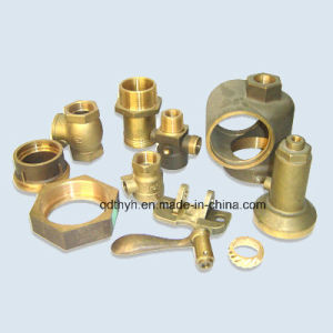 OEM Sand Casting/Investment Casting Bronze Parts From Expert Foundry pictures & photos