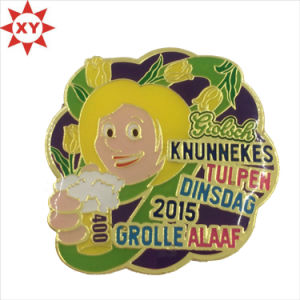 Soft Enamel Cartoon Pin Badges Lapel Pins Metal Badges pictures & photos