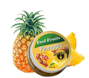 Pineapple Shisha Fruits Feel Fruits Shisha 69g