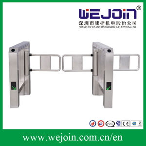 Access Control Bridge-Typed Swing Turnstile with Stainless Steel Housing pictures & photos