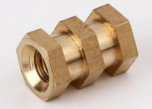 Brass Material Bolt and Nut/ Fastener / Hardware / Spare Parts pictures & photos