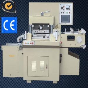 Adhesive Label PVC/Pet/PE/Foam Tape Die Cutting Machine