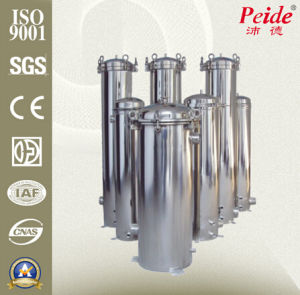 Stainless Steel Water Filter Cartridge Housing pictures & photos