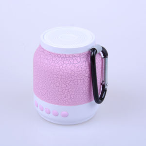 Wholesale Crack Pattern Portable Mini Bluetooth Wireless Speaker pictures & photos