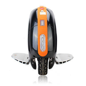 Self Balanced Electric Unicycle Mono Wheel Scooter with Lights pictures & photos