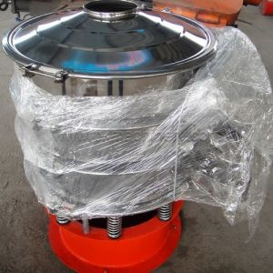 Xinxiang Stainless Steel Rotary Vibrating Screener pictures & photos
