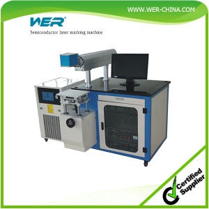 50W Laser Power Semiconductor Laser Marking Machine pictures & photos