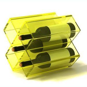 Stylish LED Wine Cabinet, Pop Acrylic Display Rack pictures & photos