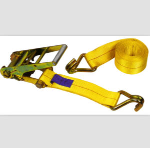 """1"""" Ratchet Tie-Down Strap with J Hooks pictures & photos"""