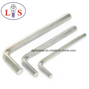 Factory Price Top Quality Color Zinc Plated Allen Wrench pictures & photos