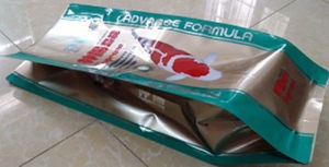4-Side Sealed Bag for Fish Feed