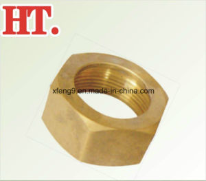 Brass Pipe Nut pictures & photos