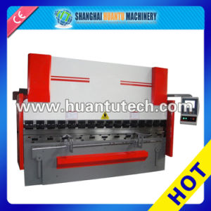 Wc67y Hydraulic Press Brake Electro-Hydraulic with Servo with Nc Bending Machine, with CE pictures & photos