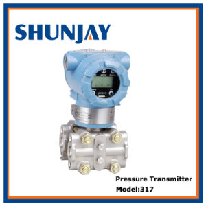 Hart Differential Pressure Transmitter Smart