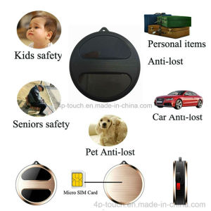 Sos Geo-Fence Monitoring GPS Tracker for Child/Elderly/Pet T8s pictures & photos