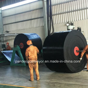 Power Plant Conveyor Belt / Conveying Belt / Rubber Conveyor Belt pictures & photos