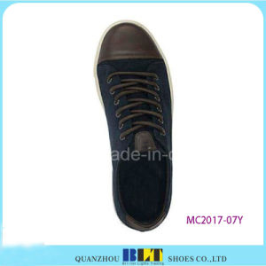 Latest Suede Style Men Casual Shoes pictures & photos